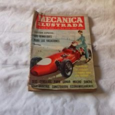 Documentos antiguos: MECÁNICA ILUSTRADA. Lote 103844755