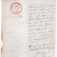 Documentos antiguos: LOTE DE 33 DOCUMENTOS MUY ANTIGUOS DE LA ZONA DE EXTREMADURA . VER FOTOS. Lote 104352959