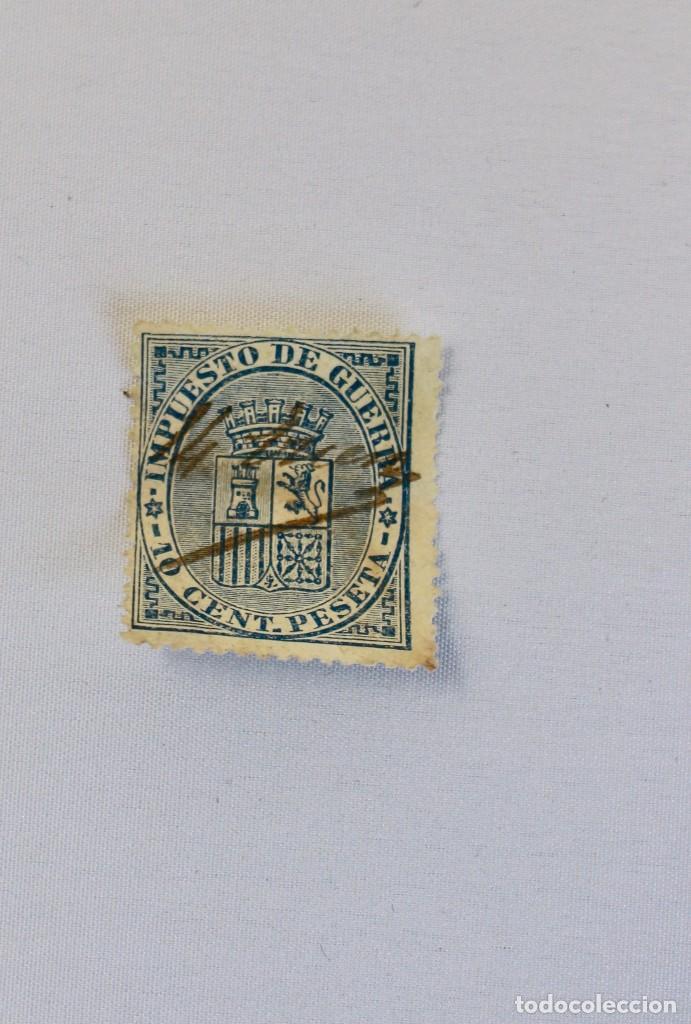 Documentos antiguos: BOTE ORIGINAL CON DOCUMENTO, DE LICENCIA ABSOLUTA FECHADO EN 1874. 2,7 cm bote Y SELLO - Foto 8 - 104793843