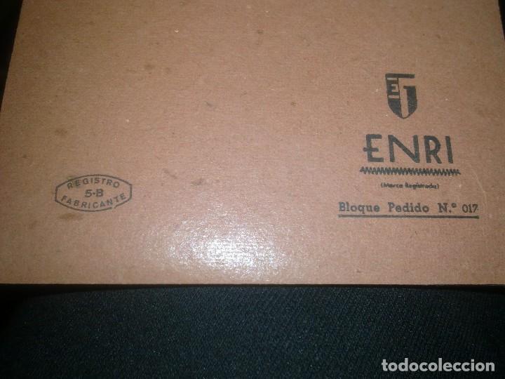 Documentos antiguos: NOTAS DE PEDIDOS. - Foto 3 - 106962411