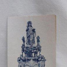 Documentos antiguos: ESTAMPA, HIMNO A SANTA EULALIA PATRONA DE LA CIUDAD DE TOTANA, 1930. Lote 106991831