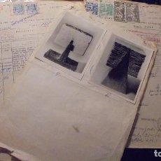 Documentos antiguos: JOSÉ MARIA SUBIRACHS - 1960/1962 - DOCUMENTACION + FOTOGRAFIAS EXPORTACION PARA 2 EXPOSICIONES ,. Lote 108783907