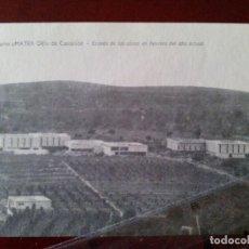 Documentos antiguos: COPIA SEMINARIO - MATER DEI - CASTELLON - ESTADO DE LAS OBRAS EN FEBRERO DEL AÑO ACTUAL. Lote 109540203