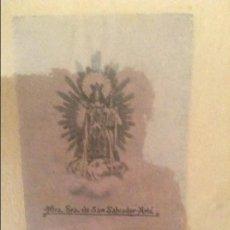 Documentos antiguos: ESTAMPA NUESTRA SEÑORA DE SAN SALVADOR (ARTA, MALLORCA). Lote 110091347