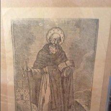Documentos antiguos: ESTAMPA SANT ANTONI DE VIANA. Lote 110093599