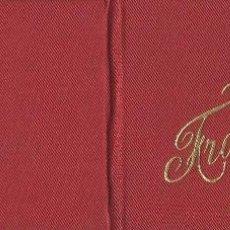 Documentos antiguos: PASE DE LIBRE CIRCULACIÓN PERSONAL E INTRANSFERIBLE A FAVOR DE RAMÓN TORT. FRONTÓN CONDAL, 1906. . Lote 113160087