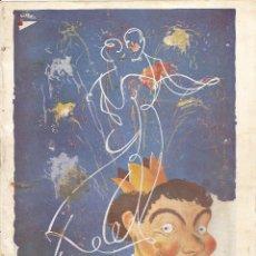 Documentos antiguos: PROGRAMA DE FIESTAS PORTUGALETE 1952. PORTUGALETEKO JAIAK.. Lote 114811639