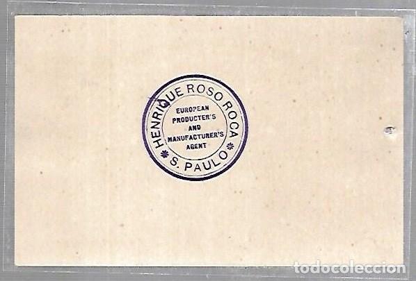 Documentos antiguos: TARJETA PUBLICITARIA. ALFONSO SEGARRA. BARCELONA. SOMBREROS DE FIELTRO. VER - Foto 2 - 116329363