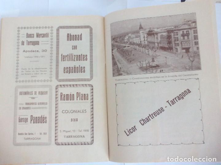 Documentos antiguos: Tarragona Programa Fiestas Santa Tecla año de la victoria - Foto 2 - 119839051