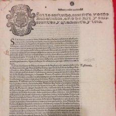 Documentos antiguos: TRASLADO. TESTIMONIO ORIGINAL 1641 YSABEL DE NIS Y PACHECO. MANUEL DE PAZ. Lote 120300299