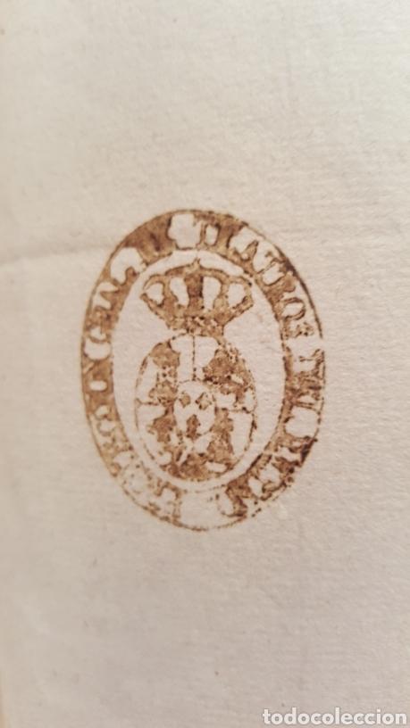 Documentos antiguos: NORMAS PARA EL FUNCIONAMIENTO DE LOS TEATROS. 1818 - Foto 7 - 120844196