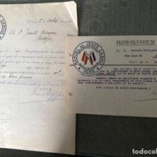 Documentos antiguos: ANTIGUA CARTA COMERCIAL MANUEL DE JESÚS GARCIA FÁBRICA JUGUETES DENIA . Lote 121671663