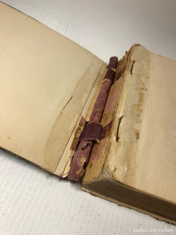Documentos antiguos: MANUSCRITO DE MECANICA Y FISICA CON 394 EJERCICIOS REALIZADOS ,AÑOS 40..50 - Foto 2 - 122815215