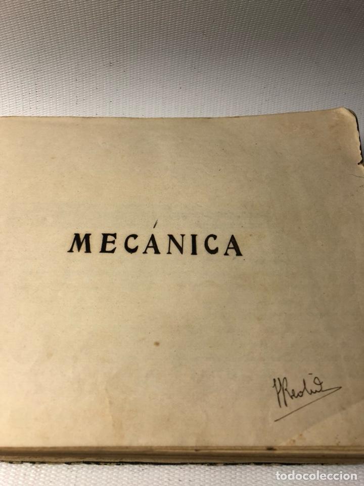 Documentos antiguos: MANUSCRITO DE MECANICA Y FISICA CON 394 EJERCICIOS REALIZADOS ,AÑOS 40..50 - Foto 3 - 122815215