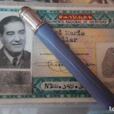 Documentos antiguos: ANTIGUO DNI DOCUMENTO NACIONAL DE IDENTIDAD 1953 VERDE EXPEDIDO EN UBEDA. Lote 122860579