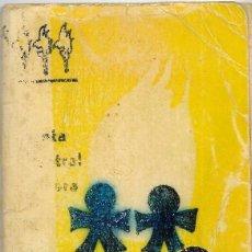 Documentos antiguos: == LP26 - AGENDA JUNTA CENTRAL FALLERA - 1969 / 69. Lote 122932011