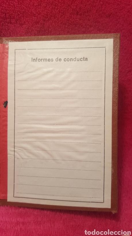 Documentos antiguos: Carnet de los estatutos de la Unión General de Trabajadores Madrid+ Carnet de federado - Foto 5 - 122974188