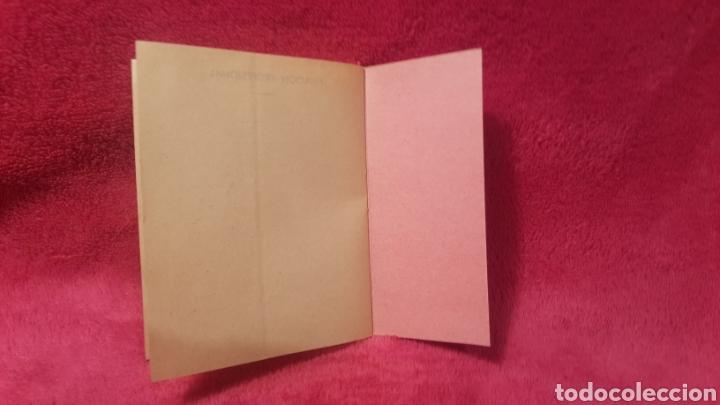 Documentos antiguos: Carnet de los estatutos de la Unión General de Trabajadores Madrid+ Carnet de federado - Foto 12 - 122974188