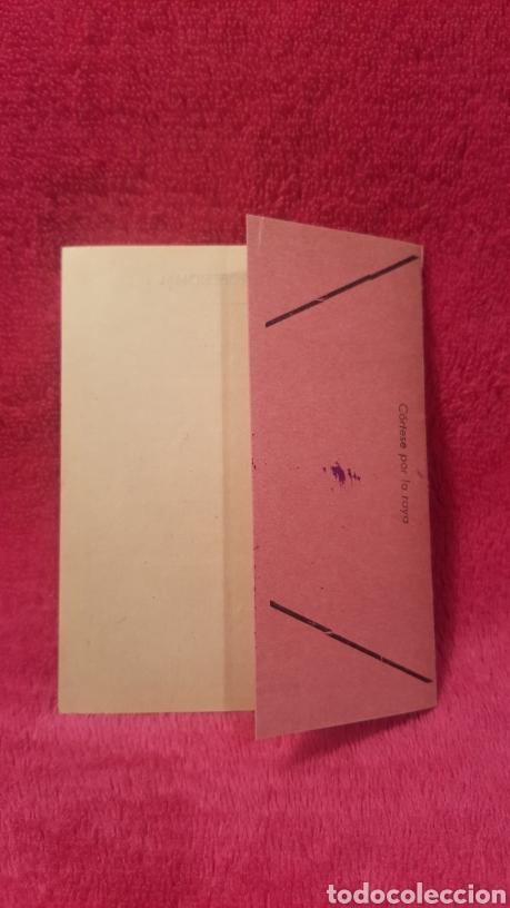 Documentos antiguos: Carnet de los estatutos de la Unión General de Trabajadores Madrid+ Carnet de federado - Foto 13 - 122974188