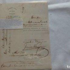Documentos antiguos: PASAPORTE. Lote 125596963