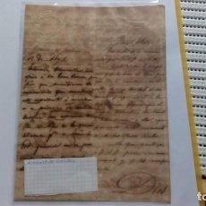 Documentos antiguos: AUMENTO DE SUELDO DEL CLERO. Lote 127152135