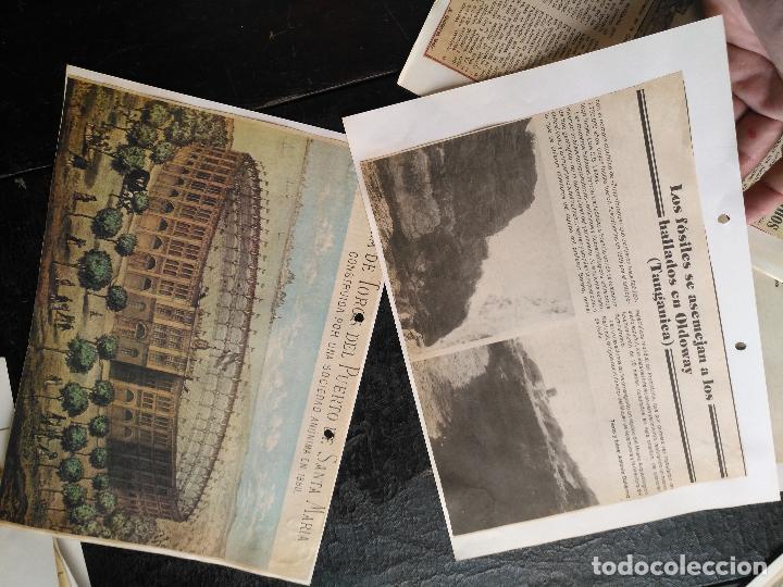 Documentos antiguos: COLECCION DOCUMENTACION PROVINCIA DE CADIZ POR PUEBLOS - EL PUERTO DE SANTA MARIA , CASTILLO .... - Foto 2 - 128335523