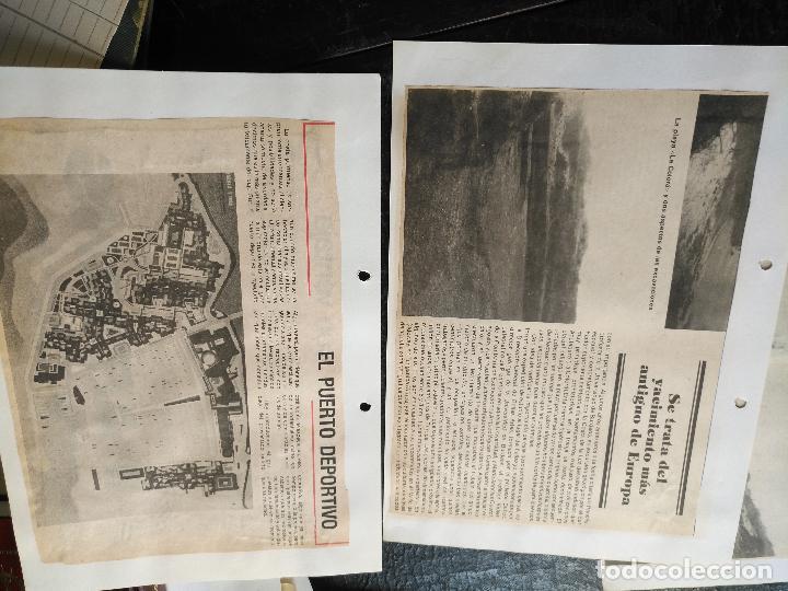 Documentos antiguos: COLECCION DOCUMENTACION PROVINCIA DE CADIZ POR PUEBLOS - EL PUERTO DE SANTA MARIA , CASTILLO .... - Foto 3 - 128335523