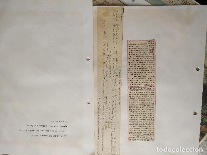 Documentos antiguos: COLECCION DOCUMENTACION PROVINCIA DE CADIZ POR PUEBLOS - EL PUERTO DE SANTA MARIA , CASTILLO .... - Foto 6 - 128335523