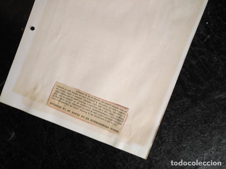 Documentos antiguos: COLECCION DOCUMENTACION PROVINCIA DE CADIZ POR PUEBLOS - EL PUERTO DE SANTA MARIA , CASTILLO .... - Foto 10 - 128335523
