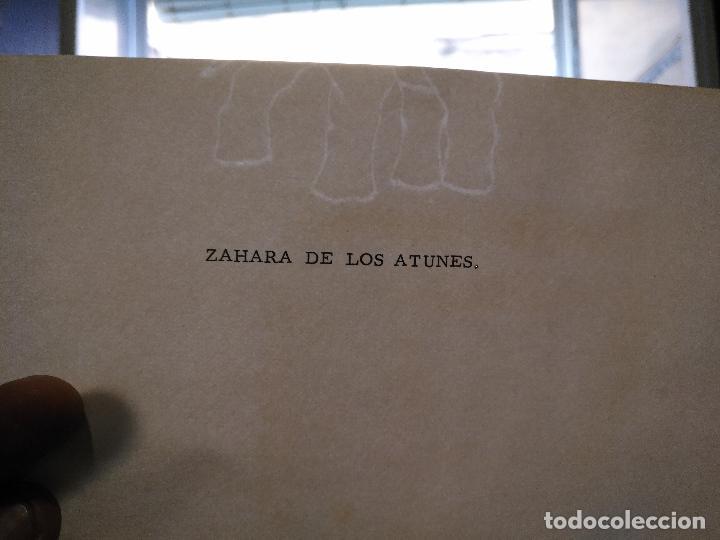 Documentos antiguos: COLECCION DOCUMENTACION PROVINCIA DE CADIZ POR PUEBLOS - zahara de los atunes ( barbate) - Foto 2 - 128363543