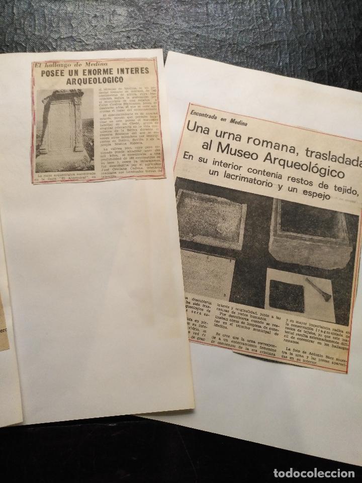 Documentos antiguos: COLECCION DOCUMENTACION PROVINCIA DE CADIZ POR PUEBLOS - medina sidonia - Foto 4 - 128363851