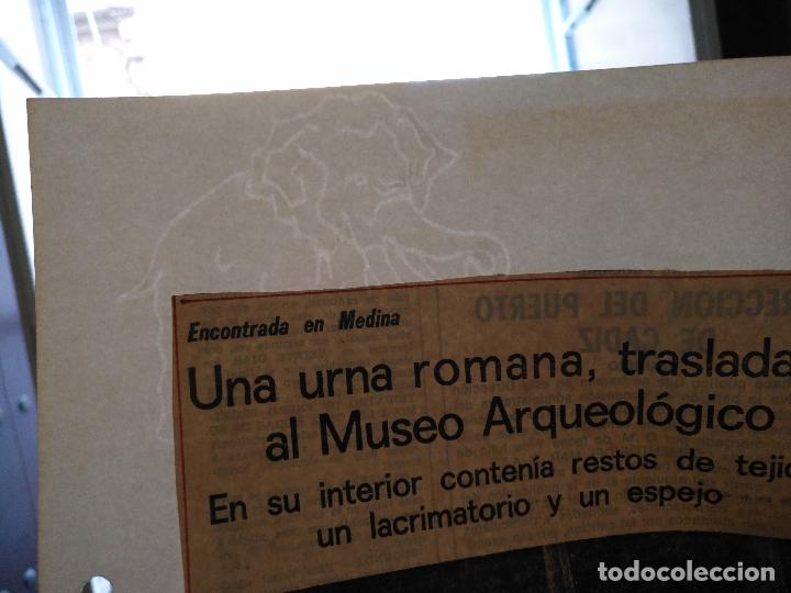 Documentos antiguos: COLECCION DOCUMENTACION PROVINCIA DE CADIZ POR PUEBLOS - medina sidonia - Foto 5 - 128363851