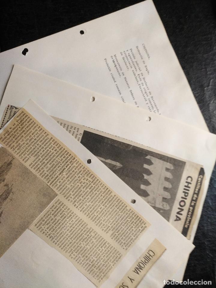 Documentos antiguos: COLECCION DOCUMENTACION PROVINCIA DE CADIZ POR PUEBLOS - algeciras , gibraltar y peñon - Foto 4 - 128366695