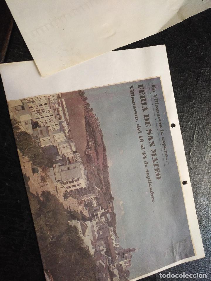 Documentos antiguos: COLECCION DOCUMENTACION PROVINCIA DE CADIZ POR PUEBLOS - villamartin - Foto 3 - 128368175
