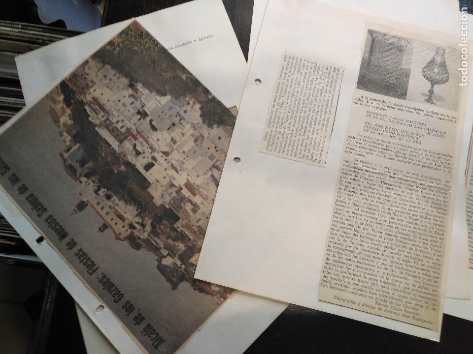 Documentos antiguos: COLECCION DOCUMENTACION PROVINCIA DE CADIZ POR PUEBLOS - alcala de los gazules - Foto 3 - 128369515