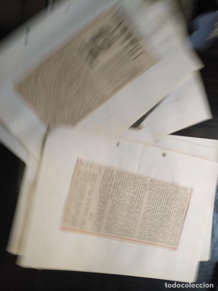 Documentos antiguos: COLECCION DOCUMENTACION PROVINCIA DE CADIZ POR PUEBLOS - alcala de los gazules - Foto 5 - 128369515