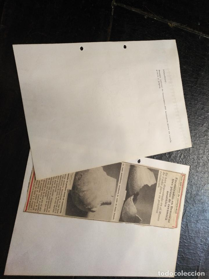 Documentos antiguos: COLECCION DOCUMENTACION PROVINCIA DE CADIZ POR PUEBLOS - benaocaz - Foto 3 - 128369879