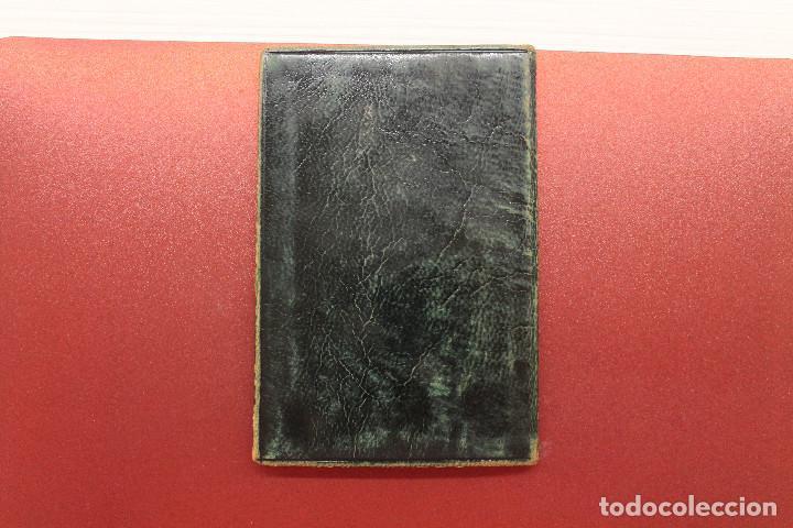 Documentos antiguos: CARNET STANDARD ELÉCTRICA SA, PIEL, 1953, TELÉFONOS, CABLES, 10X6,50 CM - Foto 3 - 129548247