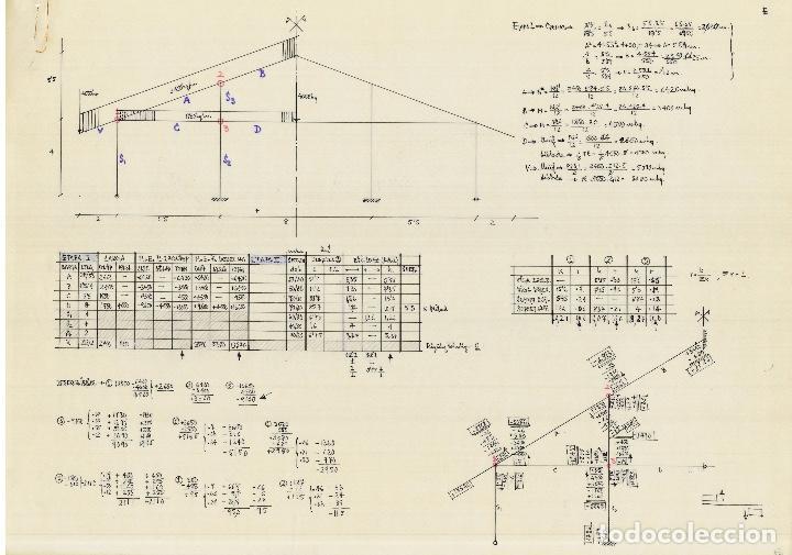 Dibujos Calculo Estructuras Originales A3 Lc 3hojas A3 Ejercicio11 13
