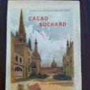 Documentos antiguos: CACAO SUCHARD. EXPOSICIÓN UNIVERSAL DE PARÍS 1900. DOME DES INVALIDES. HOJA DE NOTAS. ORIGINAL. Lote 135712727