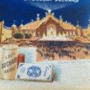 Documentos antiguos: CHOCOLATE SUCHARD. EXPOSICIÓN UNIVERSAL PARÍS 1900. PALAIS DE LÉLECTRICITE. HOJA DE NOTAS ORIGINAL. . Lote 135770942
