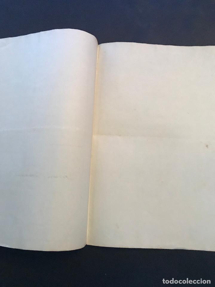 Documentos antiguos: Milicia Nacional de Pamplona. Nombramiento. Año 1855. - Foto 2 - 135936446