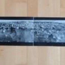 Documentos antiguos: VISTA PANORAMICA DESPLEGABLE DE MADRID 200 X 17 CM (APROX) ANTIGUA. Lote 136368842