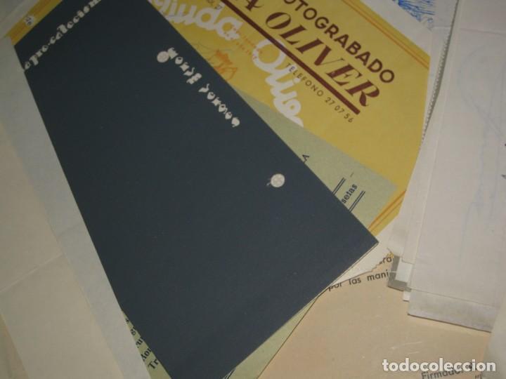 Documentos antiguos: gran lote documentos magia mago richman programas trucos revistas cartel - Foto 12 - 138826866