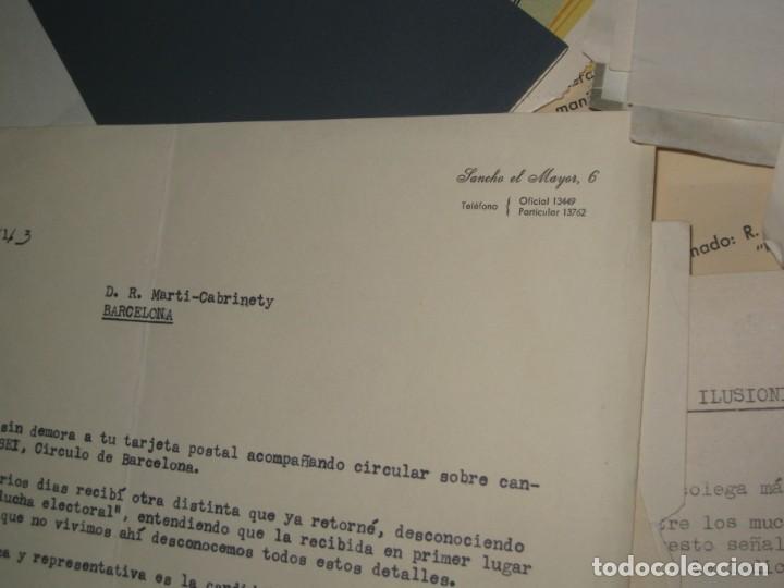 Documentos antiguos: gran lote documentos magia mago richman programas trucos revistas cartel - Foto 13 - 138826866