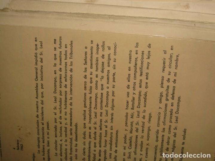 Documentos antiguos: gran lote documentos magia mago richman programas trucos revistas cartel - Foto 18 - 138826866