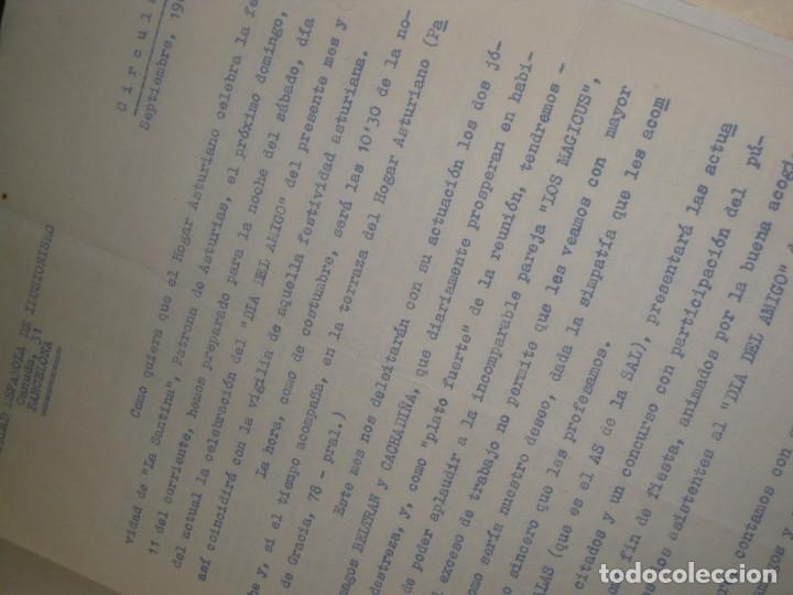 Documentos antiguos: gran lote documentos magia mago richman programas trucos revistas cartel - Foto 19 - 138826866
