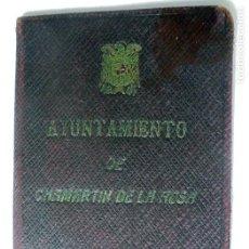 Documentos antiguos: ANTIGUO CARNET DE IDENTIDAD.CHAMARTIN DE LA ROSA.MADRID.1939. Lote 139164898