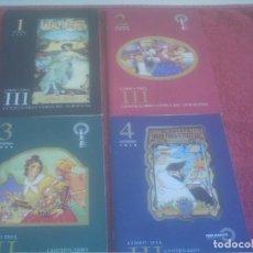 Documentos antiguos: FERIA DE ALBACETE III CENTENARIO COLECCION COMPLETA. Lote 139462230