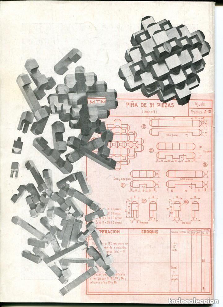 Documentos antiguos: REVISTA-LA MAQUINISTA TERRESTRE Y MARÍTIMA- SAN ANDRES DE PALOMAR- 1956 - Foto 2 - 140454634